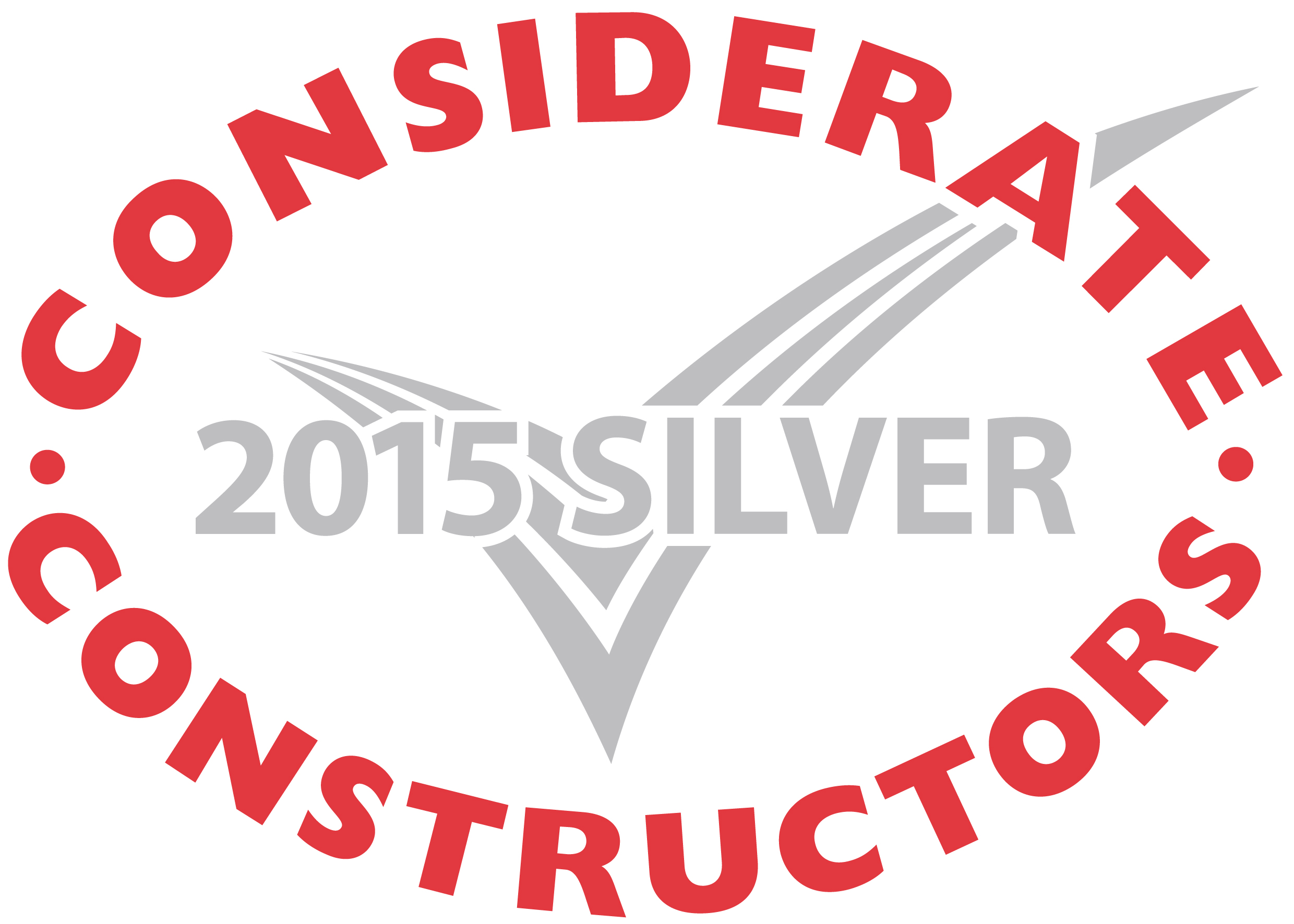 Considerate contractor silver award