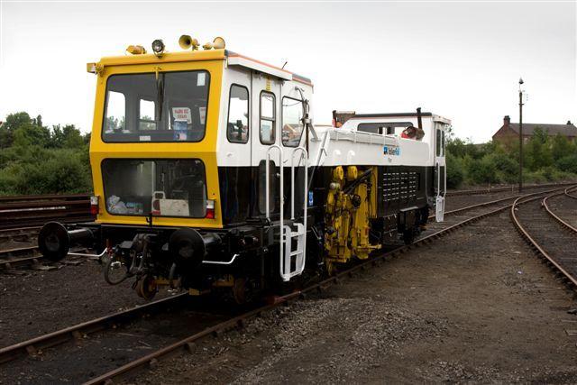 VolkerRail is a market leader in rail plant supply  - VolkerRail