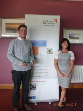CITB Apprentice of the year