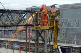 Stafford gantry removal