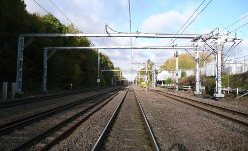 Welwyn substation switched into service